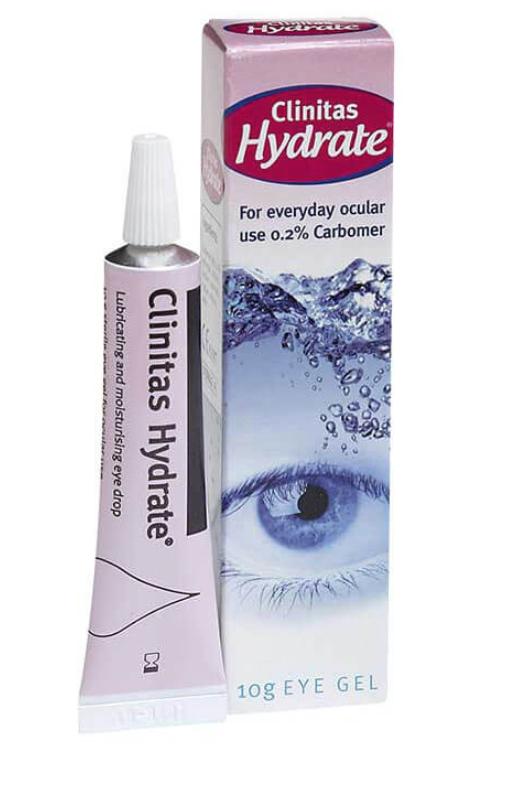 Clinitas Hydrate Gel