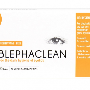 Blephaclean Lid Wipes